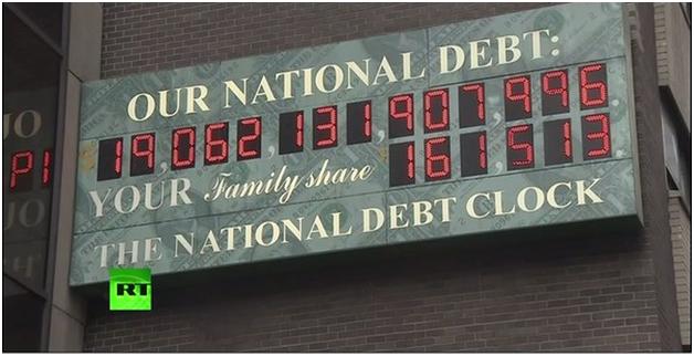Госдолг США. Секреты и факты американского пузыря