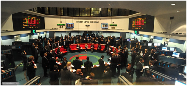 Лондонская биржа металлов