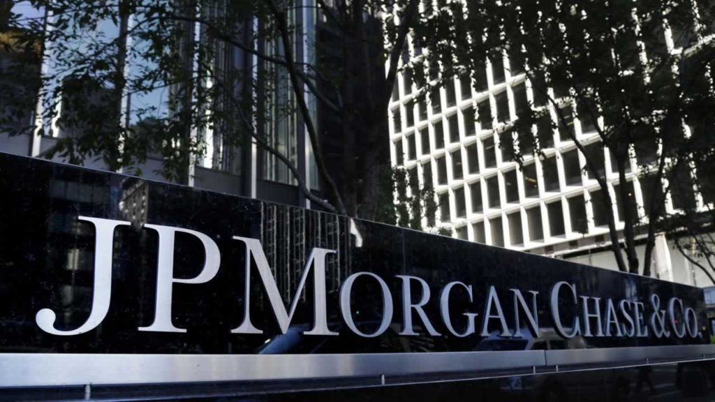 JP Morgan онлайн