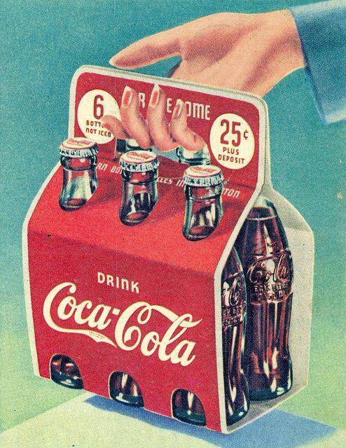 Акции Coca-Cola