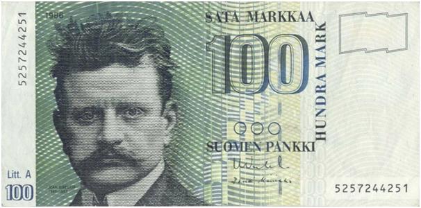Финская марка