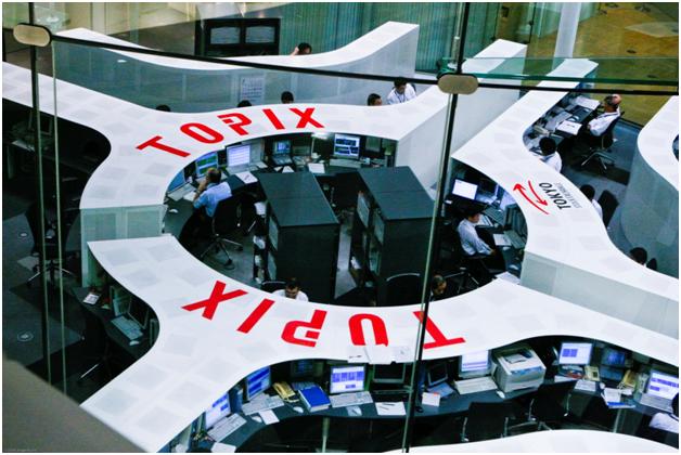японский индекс topix