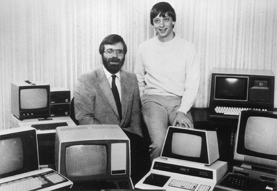 история майкрософт