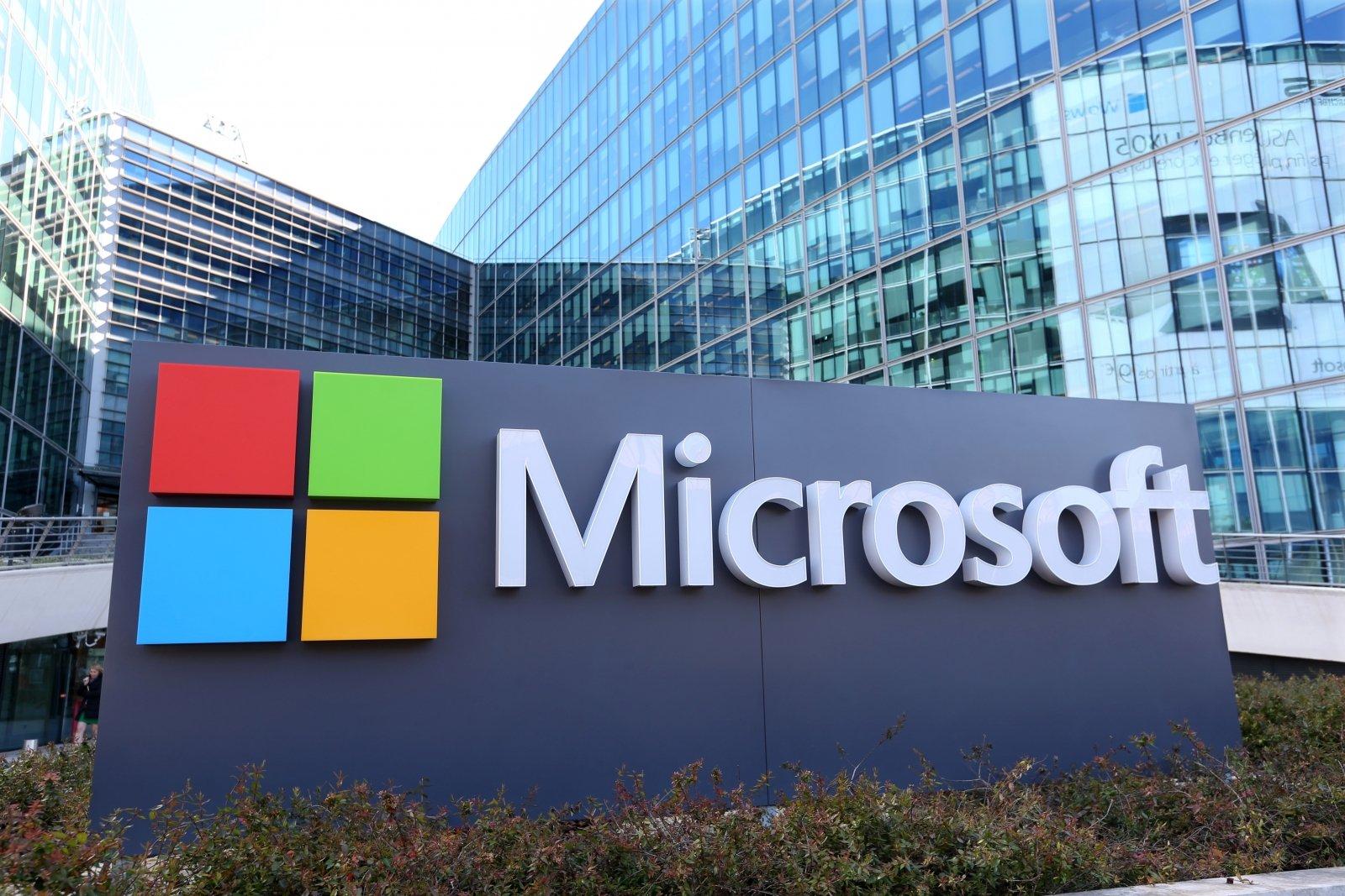Microsoft компания