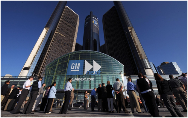 Акции GM