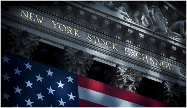 индекс NYSE онлайн