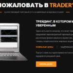 Данные о TradersHome